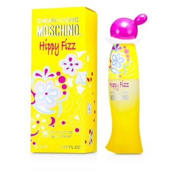 Moschino Cheap & Chic Hippy Fizz Eau De Toilette Spray  30ml/1oz
