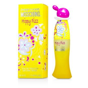 Moschino Cheap & Chic Hippy Fizz Eau De Toilette Spray 50ml/