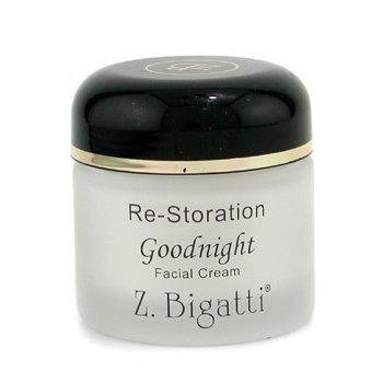 Z. Bigatti-Re-Storation Goodnight Facial Cream ( Unboxed )