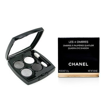 Chanel Sombra - Les 4 Ombres Eye Makeup - No. 93 Smoky Eyes  4x0.3g