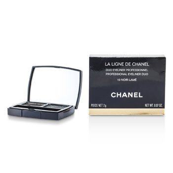���� ��¹�ͺ�� La Ligne De Chanel - ���� 10 Noir-Lame  2g/0.07oz
