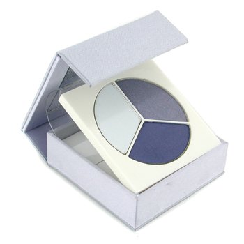 Stila-Eye Shadow Trio Palette - Blue Bonnet