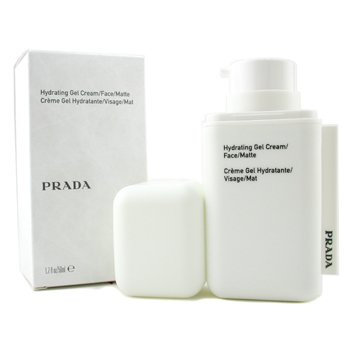 Prada-Hydrating Gel Cream / Face / Matte