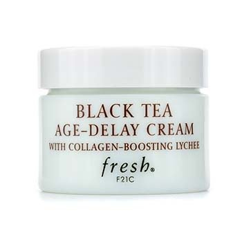 Fresh Black Tea Age Delay Cream  30ml/1oz