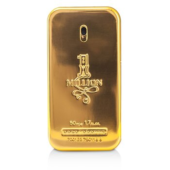 Paco Rabanne One Million Eau De Toilette Spray 50ml/1.7oz