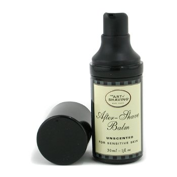 The Art Of Shaving-After Shave Balm - Unscented ( Travel Size, Pump, For Sensitive Skin
