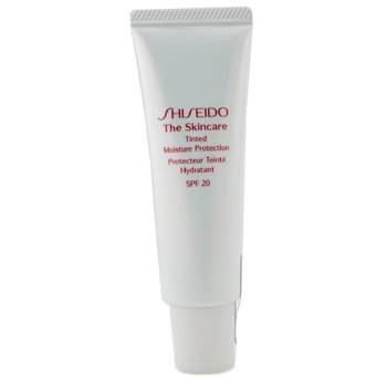 ShiseidoThe Skincare Tinted Moisture Protection SPF 20 - Medium Deep 50ml/1.7oz
