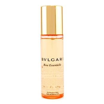 Bvlgari-Rose Essentielle Bath & Shower Gel