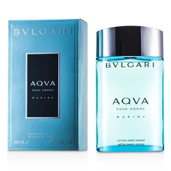 BvlgariAqva Pour Homme Marine After Shave Splash 100ml/3.4oz