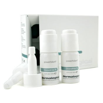 DermalogicaChroma White TRx Powerfoliant 2 - Exfoliante 2x8.9ml/0.3oz