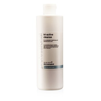 DermalogicaChroma White TRx Tri-Active Cleanse (Salon Size) 473ml/16oz