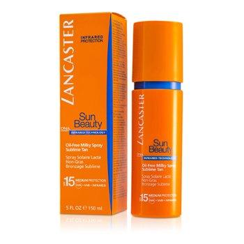 LancasterSun Care Oil-Free Milky Spray SPF 15 150ml/5oz
