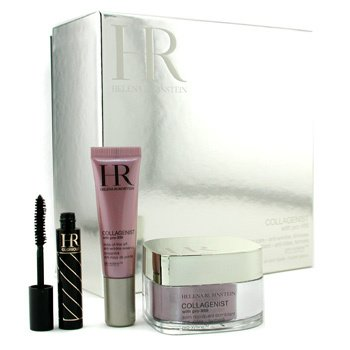 Helena Rubinstein-Collagenist with Pro-Xfill Coffret: Replumping Filling Care 50ml+ Anti-Wrinkle Essence 10ml+ Glorious Mascara 2ml