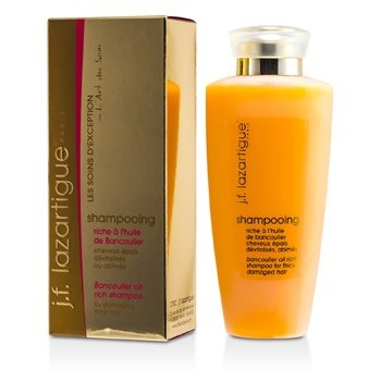 J. F. Lazartigue Bancoulier Oil Rich Shampoo (For Damaged Thich Hair) 200ml/6.8oz