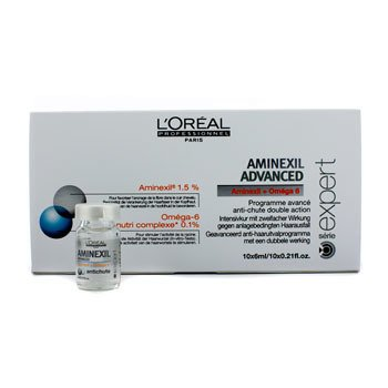 Professionnel Expert SerieProfessionnel Expert Serie -  Aminexil Avanzado 10x6ml/0.2oz