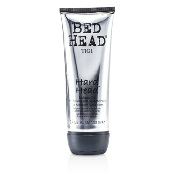 TigiBed Head Hard Head - Mohawk Gel For Spiking & Ultimate Hold 100ml/3.4oz