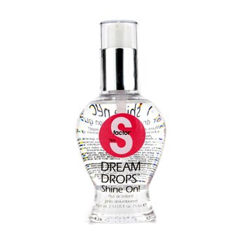 TigiS Factor Dream Drops Shine On! Superior Shine Necessity - Brillantina superior 75ml/2.53oz