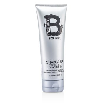 Bed Head B For MenBed Head B For Men Charge Up Thickening - Acondicionador Hombre 200ml/6.76oz