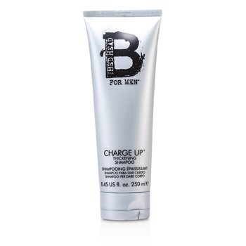 TigiBed Head B For Men Charge Up Thickening - Champ� Hombre 250ml/8.45oz