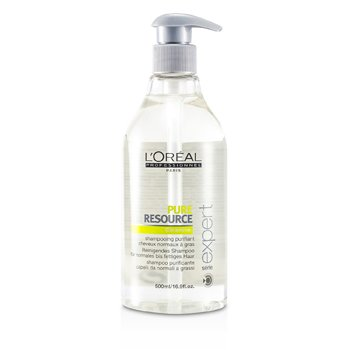 L'Oreal Professionnel Expert Serie - Pure Resource �ampon  500ml/16.9oz