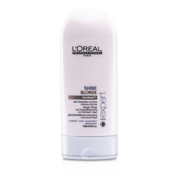 L'OrealRozjas�uj�c� kondicion�r pro blond vlasy Professionnel Expert Serie - Shine Blonde Conditioner 150ml/5oz