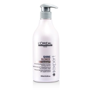 L'Oreal Shampoo Professionnel Expert Serie - Brilho Blonde  500ml/16.9oz