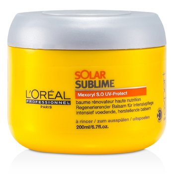 L'Oreal M�scara Professionnel Expert Serie - Solar Sublime Mexoryl S.O UV-Protect Balm  200ml/6.7oz