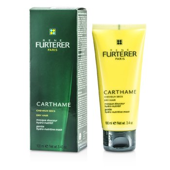 Rene FurtererCarthame Gentle Hydro-Nutritive Mask (Dry Hair) 100ml/3.4oz