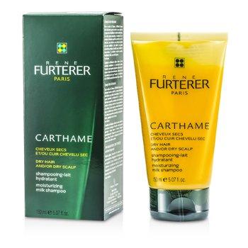 Rene FurtererCarthame Moisturizing Milk Shampoo (For Dry Hair and/or Dry Scalp) 150ml/5.07oz
