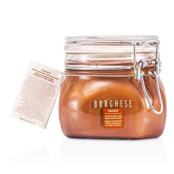 Borghese Fango Active Mud For Hair & Scalp 430ml/17.6oz
