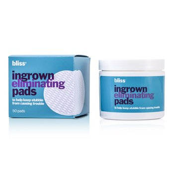 Bliss Ingrown Hair Eliminating Peeling Pads  50pads