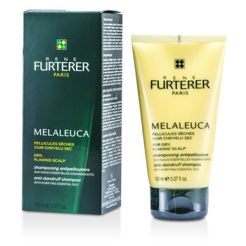Rene Furterer Melaleuca Anti-Dandruff Ritual Anti-Dandruff Shampoo (For Dry  Flaking Scalp) 150ml/5oz