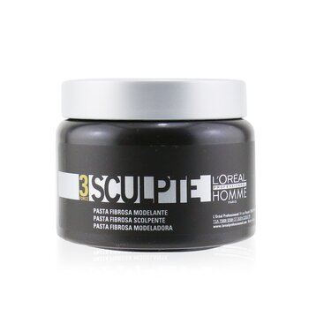 L'OrealProfessionnel Homme Sculpte - Sculpting Fibre Paste 150ml/5oz