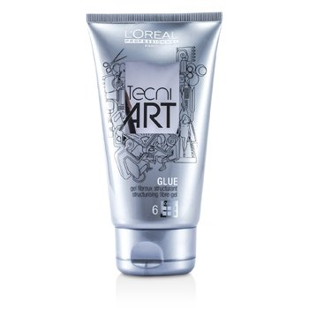 L'OrealProfessionnel Tecni.Art A Head Glue - Gel restructurante 150ml/5oz