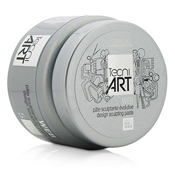 L'OrealProfessionnel Tecni.Art A Head Web - Design Sculpting Paste 150ml/5oz