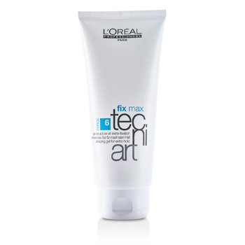 L'OrealProfessionnel Tecni.Art Fix Max Gel - Shaping Gel For Extra Hold 200ml/6.7oz