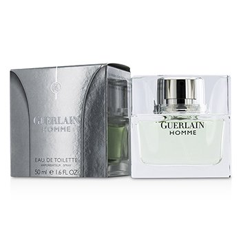 Guerlain Homme Eau De Toilette Spray  50ml/1.7oz