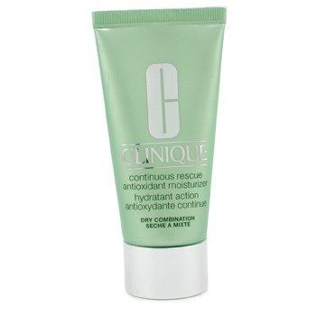 Clinique-Continuous Rescue Antioxidant Moisturizer - Dry Combination ( Unboxed )