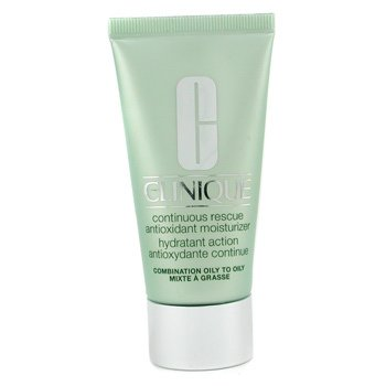 Clinique-Continuous Rescue Antioxidant Moisturizer - Combination Oily to Oily ( Unboxed )
