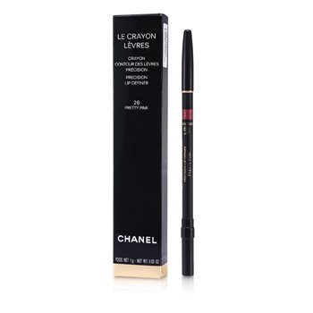 Chanel Le Crayon Levres - No. 26 Pretty Pink  1g/0.03oz
