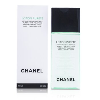 Chanel Precision Lotion Purete Fresh Mattifying Toner  200ml/6.8oz