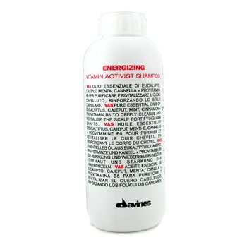 Davines Natural Tech Energizing Vitamin Activist Shampoo 1000ml/33.8oz