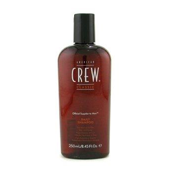 Men Daily Shampoo (Normal/ Oily Hair) American Crew Мужской Ежедневный Шампунь (для Нормальных / Жирных Волос ) 250ml/8.45oz