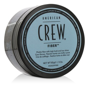 Men Fiber Pliable Fiber (High Hold and Low Shine) American Crew Men Fiber Pliable Fiber (High Hold and Low Shine) 85g/3oz