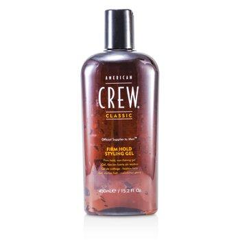 Men Styling Gel - Firm Hold American Crew Гель для Укладки Волос для Мужчин - Сильная Фиксация 450ml/15.2oz