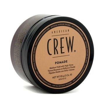 American CrewMen Pomade For Hold & Shine 85g/3oz