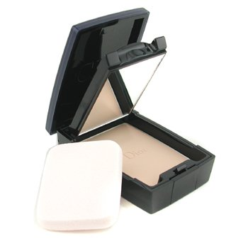 Christian Dior-DiorSkin Extreme Fit Supermoist Compact Makeup SPF 25 - # 010 Ivory