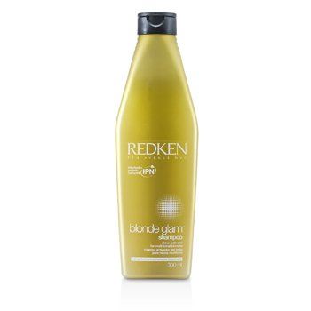 RedkenBlonde Glam Shampoo - Champ� Cabellos Rubios 300ml/10.1oz