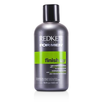 RedkenMen Finish Up Daily Weightless Conditioner 300ml/10oz
