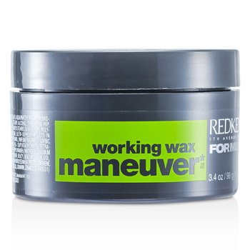 RedkenMen Maneuver Working Wax 100ml/3.4oz